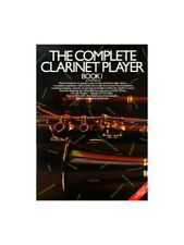 Learn to Play The Complete Clarinet Player Beginner Lesson Tutorial MUSIC BOOK 1