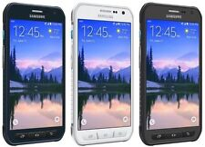 Samsung Galaxy S6 Active G890A AT&T <UNLOCKED> 4G LTE 32GB Blue/White/Gray Great