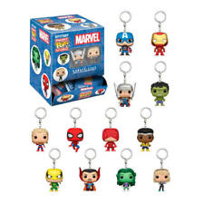 Llavero Funko pop Marvel Blindbags