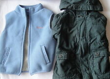 Sprout Boys Jackets Size 1 & 2