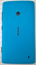 Genuine Nokia LUMIA 520 LUMIA 525 Cyan Battery Cover - 02502Z9