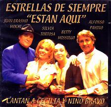 ESTRELLAS DE SIEMPRE - MOCHI, SILVIA TORTOSA, BETTY MISSIEGO, ALFONSO PAHINO CD