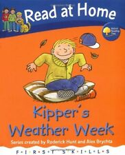 Read at Home _ kipper's Clima SEMANA Roderick Hunt _ Nuevo __ Envío Gratuito GB