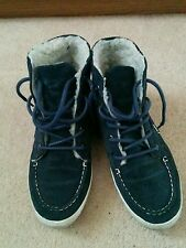 Women's Suede Trainers