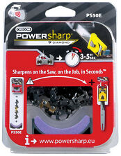Oregon Powersharp Chain and Sharpening Stone 55 Link PS55E