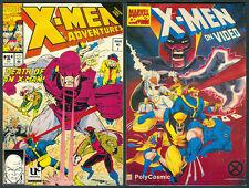 1993 Philippines X-MEN ADVENTURES KOMIKS Death Of An X-Man No. 5 Comics