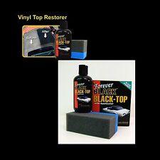 Forever Black Vinyl Top Restorer