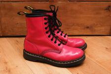 Dr Martens 1460 pink patent boots UK 5 EU 38