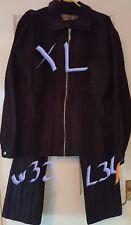 Black Suit Jacket & Jean pants