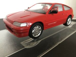 Honda CRX Built and Painted
