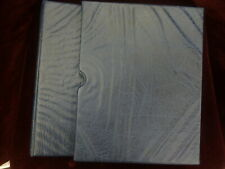 Lightly Used Lighthouse Binder and Dust Cover. Perfect for White Ace Pages