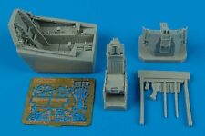 AIRES 7222 Cockpit Set for Hasegawa® Kit F-117A Nighthawk in 1:72