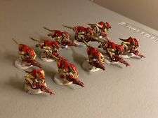 SPRING SALE! Warhammer 40k Lot 9 TYRANIDS AWESOME PAINTED TERMAGANTS