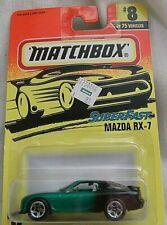 MATCHBOX SUPERFAST 1997 - MAZDA R-7 - COLLECTOR # 8