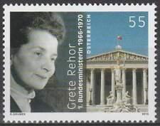 Oostenrijk postfris 2010 MNH 2880 - Grete Rehor