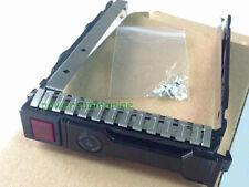 HP 651687-001 SAS SFF SATA 2.5 hot-swap Hard Drive Caddy Gen8 G8 G9 Gen9 Serveur