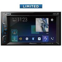 "Pioneer AVH-501EX 6.2"" DVD Player w Built-in Bluetooth, HD Radio, SiriusXM-Ready"