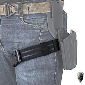 IDOGEAR Tactical Thigh Strap Elastic Band Strap for Thigh Holster Leg Hanger