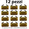12 PEZZI BATTERIA RICARICABILE NI-CD SC 1,2V 2000mAh 22x42mm A SALDARE LAMELLE