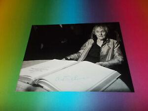 Astrid Lindgren Schriftstellerin signed signiert Autogramm auf Foto in person