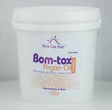 3.5 Kg New Liss Hair BTOX Bom-tox Argan Oil Capilar Treatment Straightening