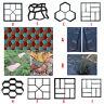 Path Garden Floor Mould DIY Path Maker Garden Lawn Paving Concrete Mold Reusable