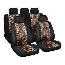 Leopard, set fodere coordinate 2 anteriori, 2 posteriori (con 3+3 cerniere)