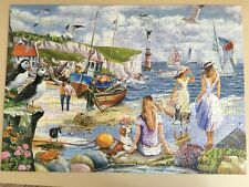 HOUSE OF PUZZLES BIG 500 PIECE JIGSAW – SEA SHORE BREEZES