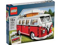 LEGO Creator - Rare - Volkswagon VW Camper Bus 10220 - New & Sealed
