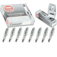 8 pc 8 x NGK V-Power Plug Spark Plugs 2771 UR5 2771 UR5 Tune Up Kit Set qh