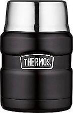 Thermos recipiente para alimentos Stainless rey negro 0 47l