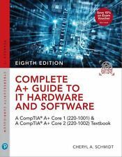 Complete Guide to IT Hardware & Software- CompTIA A+ (220-1001) & (220-1002) PDF