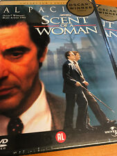 SCENT OF A WOMAN / LE TEMPS D'UN WEEK-END : AL PACINO - DVD - nieuw nouveau