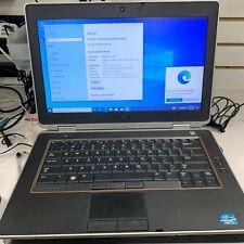"""Dell Latitude E6420 14"""" i5-2520M 2.50GHZ 4GB RAM 240GB SSD Win10 Laptop"""