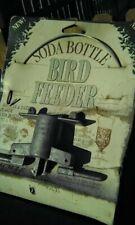Soda Bottle Bird Feeder: Recycle a 2-Liter Plastic Soda Bottle Feeder