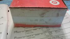 Federal Mogul 2481 APA Main bearing (1 Pr. STD.)  CATERPILLAR 1472 POS.1