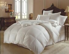 Luxury 100% Microfibre Quilt Hotel Quailty 4.5 Tog Super King Duvet Warm Summer