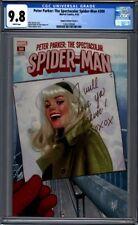 Peter Parker: The Spectacular Spider-Man #300  Adam Hughes Variant Gwen CGC 9.8