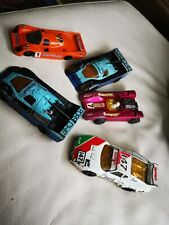COLLECTION OF VINTAGE CORGI AND MATCHBOX SPORTS SALOON DIECAST MODELS
