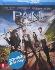 PAN - 3D  - BLU-RAY 3D + 2D (2 DISC COMBIPACK)