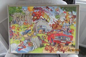 safari park puzzle 1000 pieces
