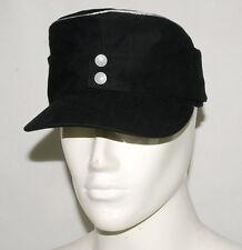 WWII GERMAN ELITE OFFICER SUMMER PANZER M43 FIELD COTTON CAP XL -32045