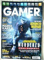 63708 Issue 141 Gamer Magazine 2014