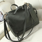 Fashion Women Suede Shoulder Bag Handbag Motorcycle Bag Purse Messenge Bags