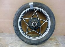 1979 Suzuki GS550 S744. rear wheel rim 18in