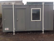 16 X 19 site office & toilet/ welfare unit/ portable office/ cabin