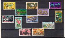 Nigeria Valores del año 1972-79 (DJ-130)