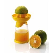 Royalford Manual Citrus Juicer Lemon Squeezer Orange Lime Press with Spritzer