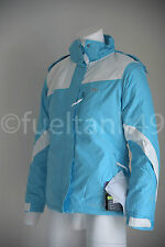 Tresspass Womens Adelaid Blue Wave Jacket Vogue Size M