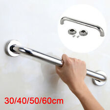 Stainless Steel Bathroom Disability Handle Hand Rail Grab Safety Bar Aid Holder